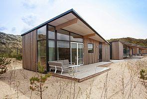 Sea Lodge Comfort met de hond Zandvoort  - Außenseite Ferienhaus [Sommer]