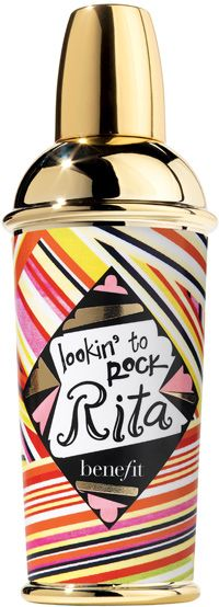 Benefit perfum Lookin to rock Rita. Weekend errands. Only $36 @ Ulta