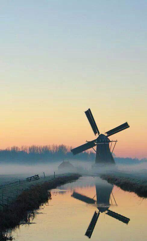 Oud-Alblas, Alblasserwaard, The Netherlands