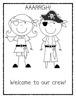 17 best Classroom Theme- Pirate images on Pinterest