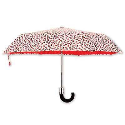 Kate Spade - Travel Umbrella - Roses Design