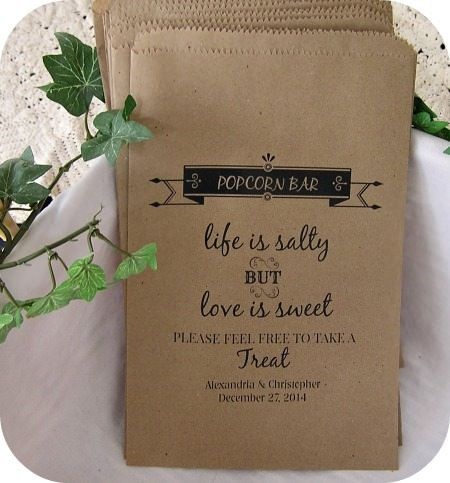 Hey, I found this really awesome Etsy listing at https://www.etsy.com/listing/222410424/personalized-wedding-popcorn-bar-bags