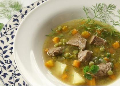 Супы с говядиной: 6 рецептов