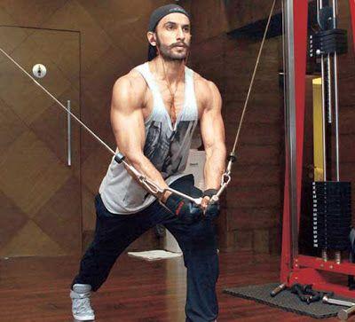 Ranveer Singh Body Workout And Diet ~ Top Ten Indian ...