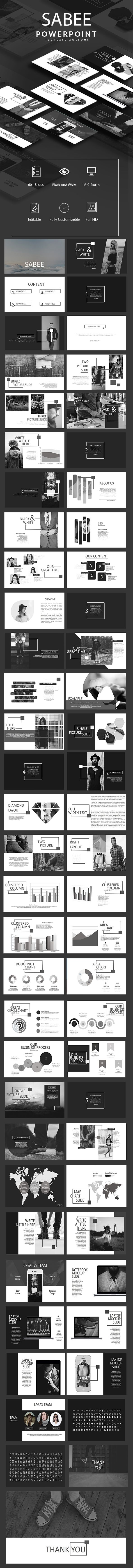 Sabee Powerpoint Template (PowerPoint Templates)