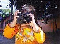 A fotografia por meio do olhar das crianças da pré-escola