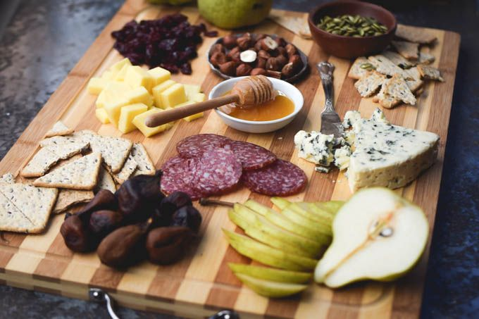 The perfect platter board inspo.