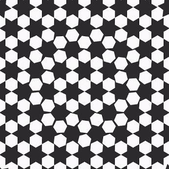 Animated geometric GIF