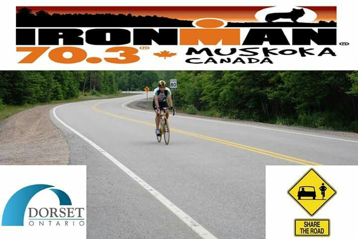#DorsetOntario Ironman 70.3