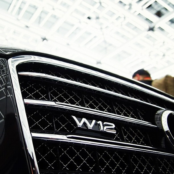 audi w12 - it WAS my dream car until I was convinced otherwise...
