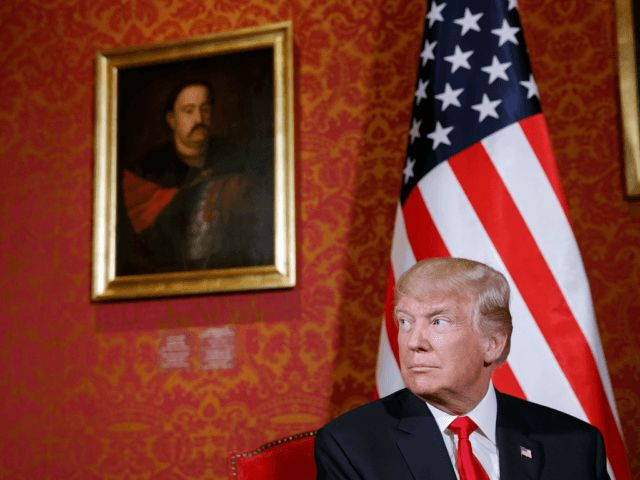 Coincidence? Polish Government Seats Trump Beside Painting of Polish King Famed For Routing Islam from Europe