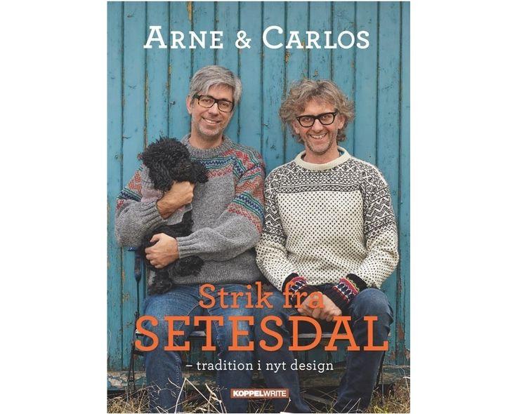 Strik fra Setesdal af Arne & Carlos - Strikkepinden.com