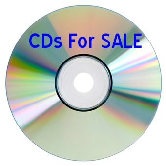 My CDs For Sale