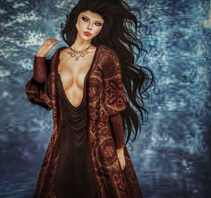 Peqe-the princess robes Peqe-Elven 2.0