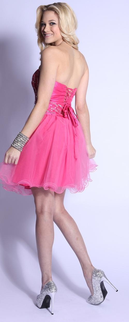 12 best Pink Prom Dresses images on Pinterest | Formal dress, Formal ...