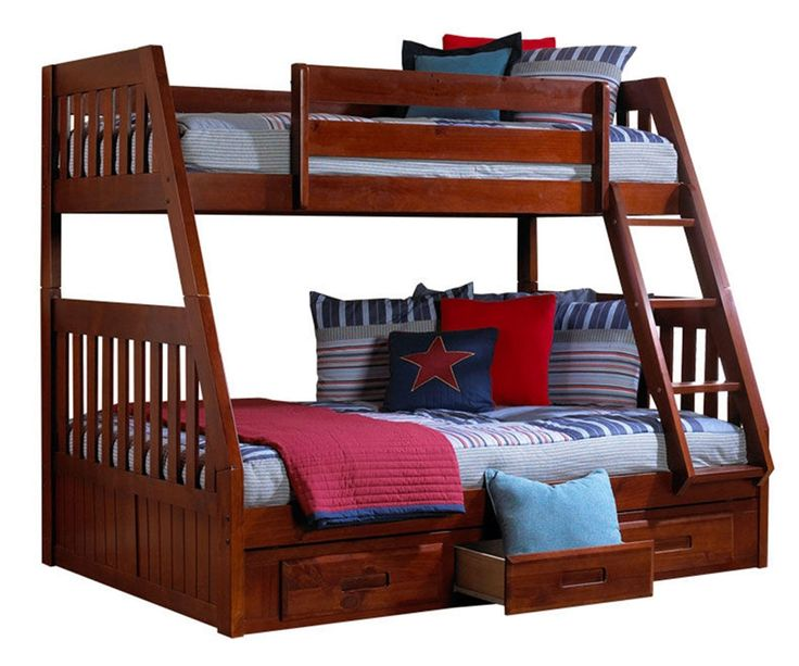 20+ solid Wood Bunk Beds - Modern Bedroom Interior Design Check more at http://imagepoop.com/solid-wood-bunk-beds/