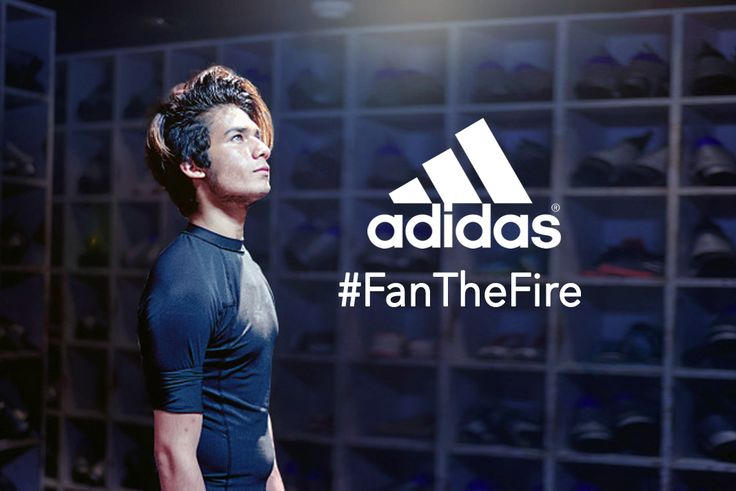 In a first of its kind campaign, Adidas has launched a digital film featuring Nishchay Luthra, an Indian Figure Skater with 4 international medals for India