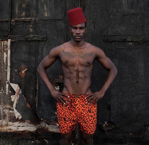 President-For-Life Boxer Shorts made in Ghana