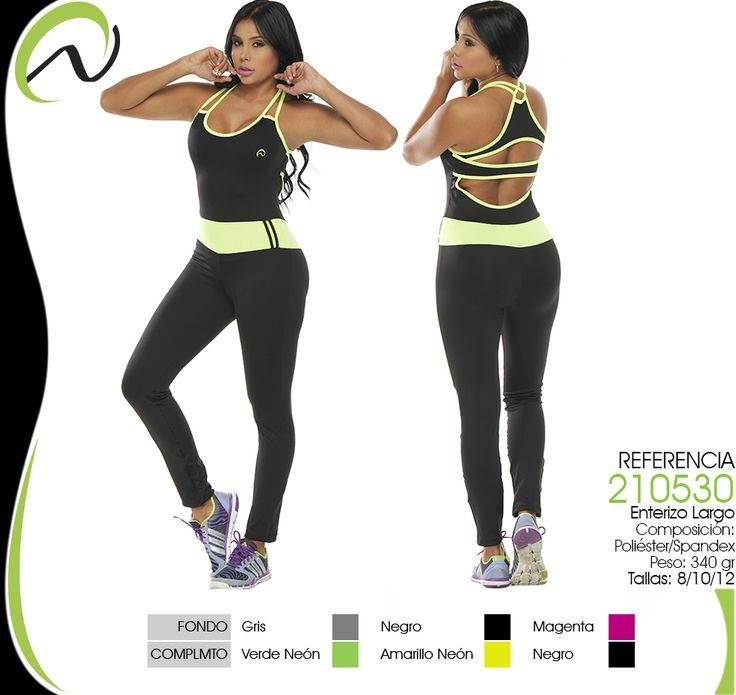 http://www.nativos.com.co/ #SPORTWEAR #ACTIVEWEAR #OUTFIT #FASHIONWOMAN #GYMCLOTHES #Jumpsuit