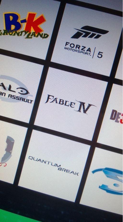 Rumor de una lista sobre 22 posibles juegos para Xbox One en la presentación del E3