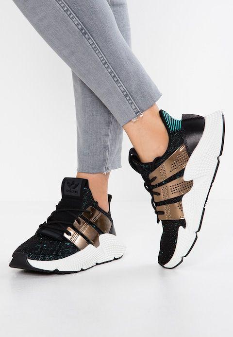 82fdbd76975c adidas Originals PROPHERE - Sneaker low - clear black copper metallic hi-res
