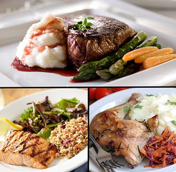 51% off 3-Course Steak, Chicken OR Salmon Meal for 2 at Char631 New Modern Steakhouse