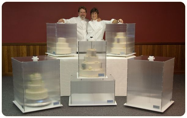 wedding cake boxes for transporting cakesafe 174 wedding cake transportation box how it works 22067