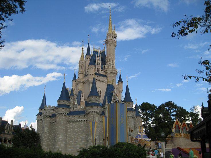 Disney Castle Desktop Wallpaper