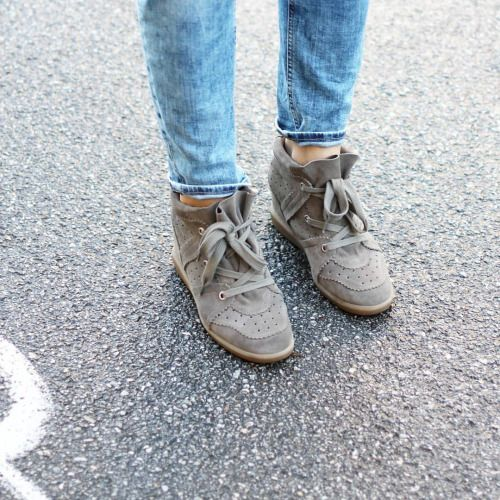 tifmys - Isabel Marant Bobby sneakers.