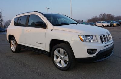 Used 2008 Jeep Compass for Sale Near Spring Arbor, MI