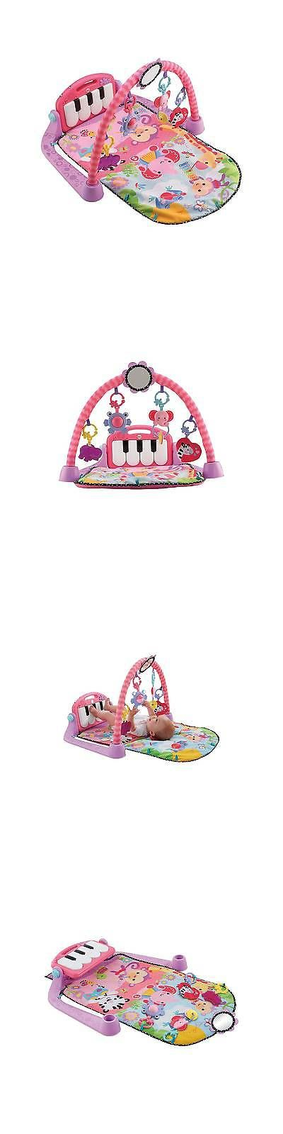 Baby Gear 100223: Fisher-Price Kick N Play Piano Gym - Pink -> BUY IT NOW ONLY: $49.99 on eBay!
