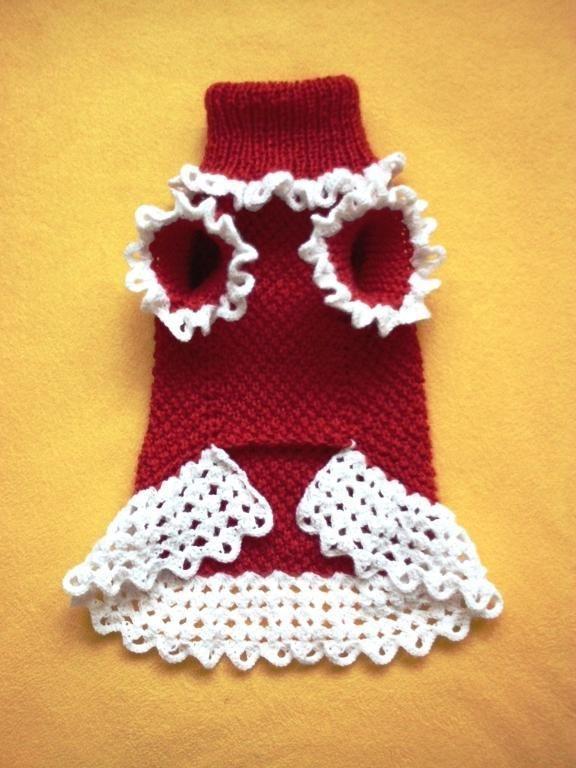 - Doggie sweater