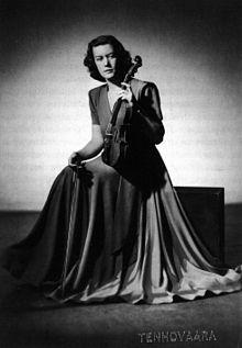 Anja Ignatius (1911-1995), Finnish musician