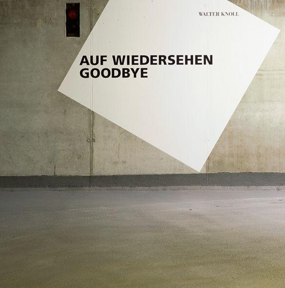 büro uebele // walter knoll signage system and brand land herrenberg 2007