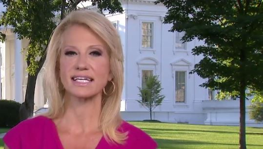 Kellyanne Conway Tries To Attack The Grand Jury Investigating Trump And Humiliates Herself