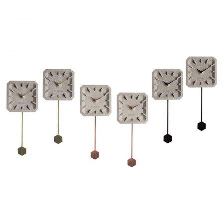 Tiktak Time klok Zuiver set van 6   Musthaves verzendt gratis