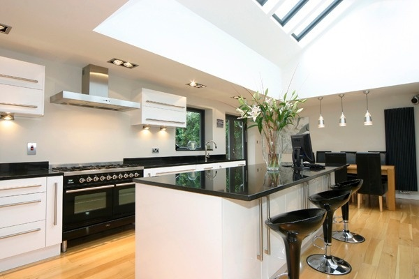 Kitchen - Residential/Commercial interiors.