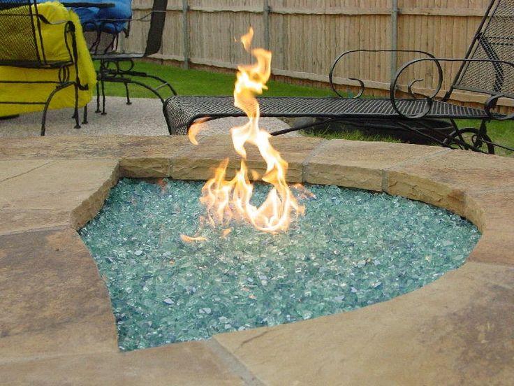Elegant fire pit
