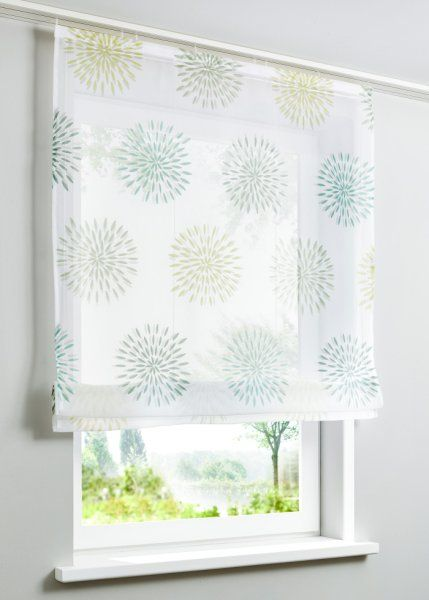 12 best Fenster deco images on Pinterest Shades, Blinds and Sheet