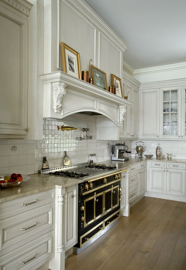 Douglas VanderHorn Architects | Traditional Kitchen in a Classic Georgian Home
