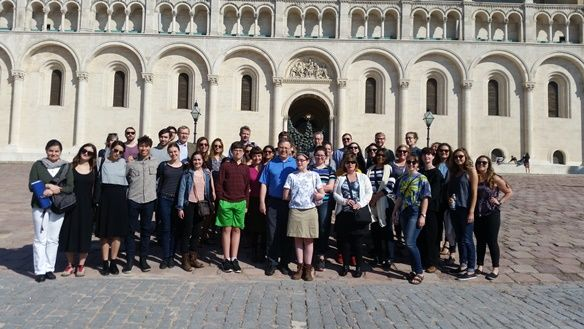 The Commission organized a visit to Pécs for U.S. Fulbright grantees and students of the University of New Hampshire Study Abroad program on March 31-April 1, 2017.