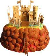 ridderfeest taart