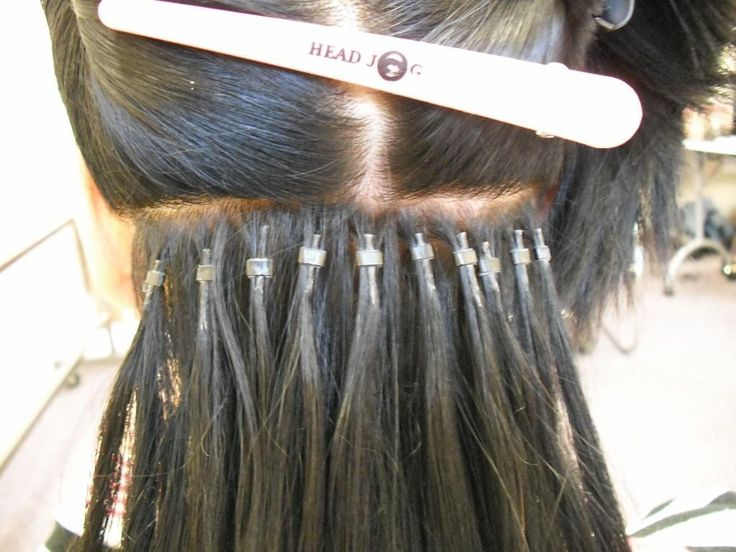 Best 25+ Micro ring hair extensions ideas on Pinterest ...
