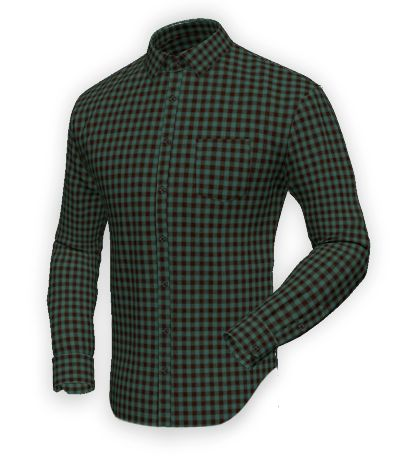 Green flannel checked Shirt http://www.tailor4less.com/en-us/men/shirts/2402-green-flannel-checked-shirt