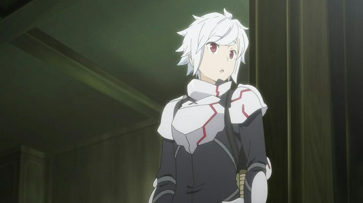 Is It Wrong to Try to Pick Up Girls in a Dungeon - Bell Cranel
