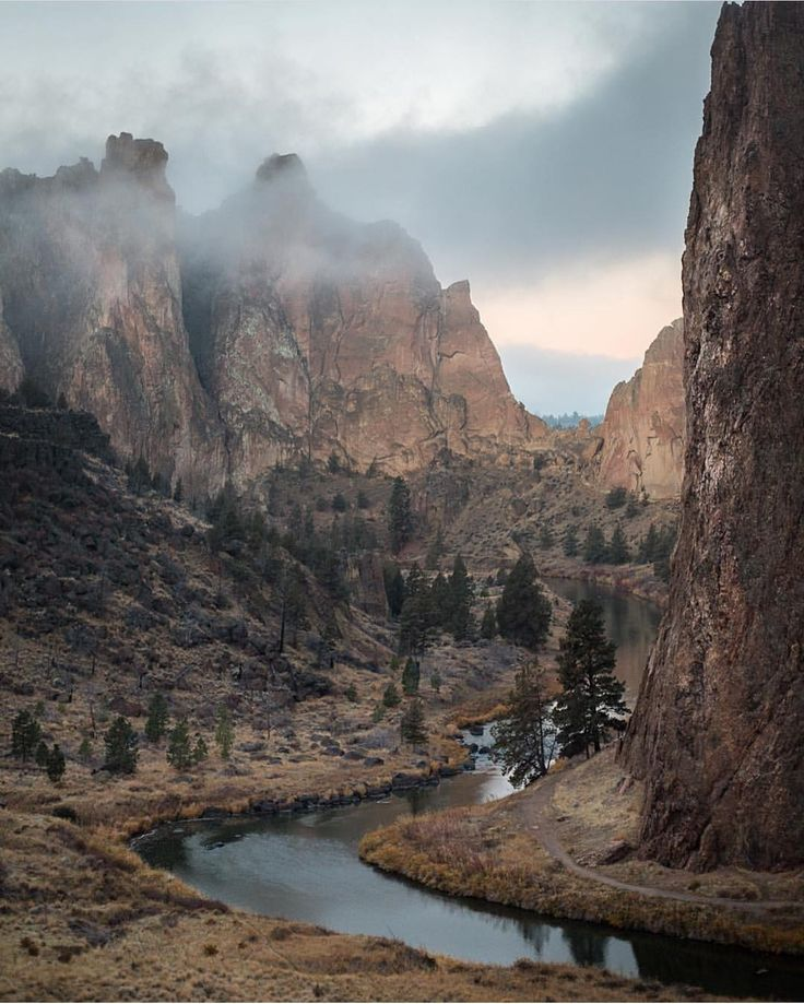 Smith Rock, Redmond, Oregon High Desert — Photography by @ryan_field_