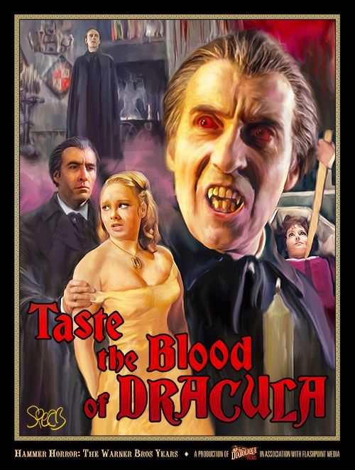 HAMMER HORROR: THE WARNER BROS YEARS by Diabolique Films — Kickstarter