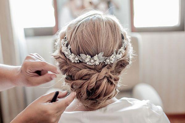 Peinados y maquillaje para novias a domicilio