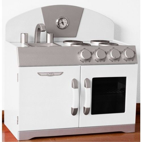 Ideal For Toddlers, Children, Boys And Girls, This Unique Retro Play Kitchen  Will Make A ...
