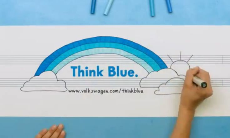Think Blue 1